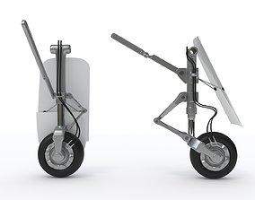 3D Landing Gear for Aircraft