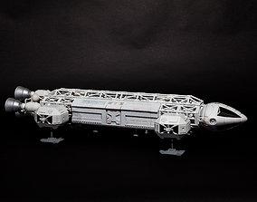 Space 1999 Eagle Transporter 3D print model
