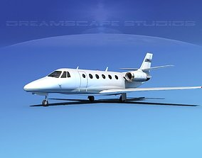 3D Cessna C560XL Citation V15