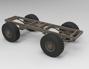 Chassis 4x4 3D