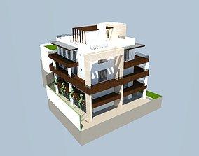 3D model Big house