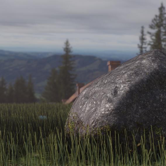 Peaceful Rock