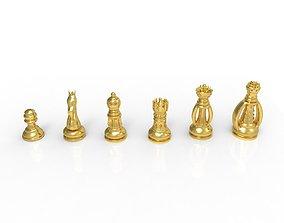 Chess 3D printable model