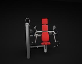 3D model Arm Extension Machine