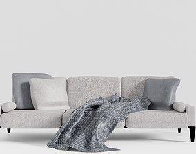 Basic Sofa 3D model