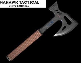 3D model Tomahawk Tactical Unity and Unreal