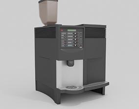 Coffee Maker Acorto 1500i 3D