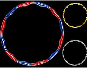 3D model HOOP RING