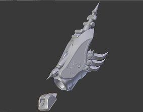 Overwatch Widowmaker Huntress Gauntlet 3D printable model
