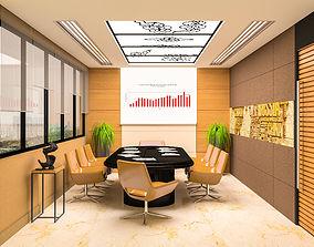 auditorium Conference Room 3D model