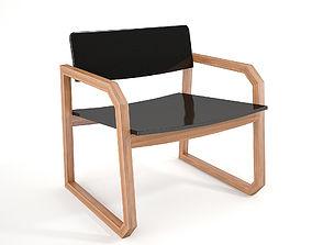 OVO Poltrona C Armchair 3D model