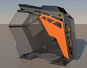 3D asset PC computer Cougar conquer