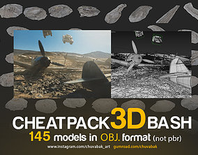 CHEATPACK 3DBASH PART3 SAND DIRT GROUND