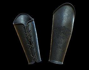 Hand Armor 3D asset