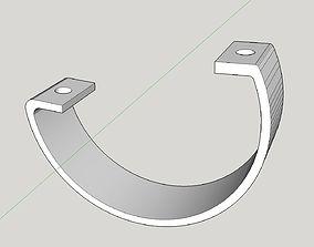 3D print model M1 Grand trigger guard