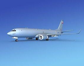 3D model Boeing P-8 Poseidon Polish Air Force