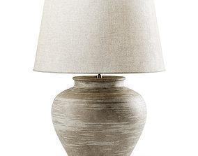 Jarron table lamp 3D model