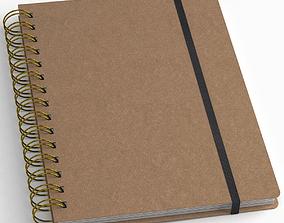 3D Agenda Book