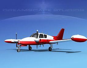 3D Cessna 310 V14