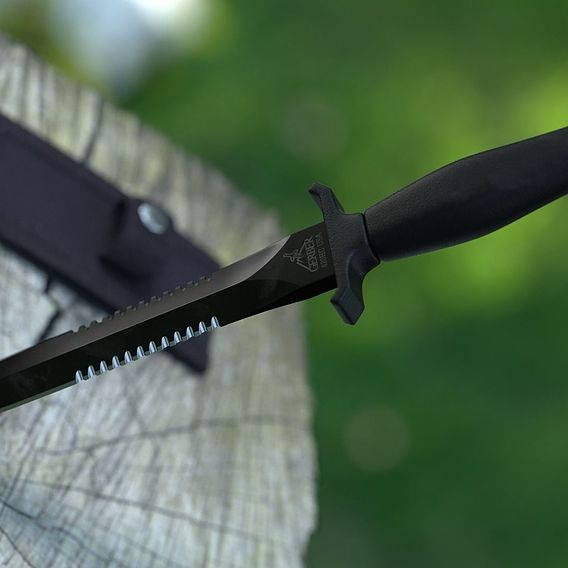 Gerber Mark II knife
