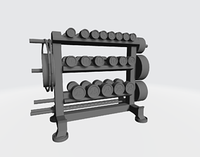 Sports equipment 3D printable model