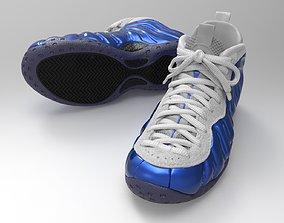 Basketball Shoes -Nike-Air-Foamposite 3D printable model