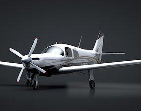 3D asset Ruschmeyer R90 230RG Rigged C4D