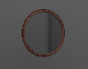 Mirror 3D decoration