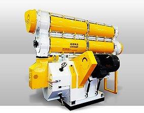 Ring Die Feed Pellet Mill 9KH30 3D model