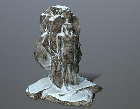 3D model horus