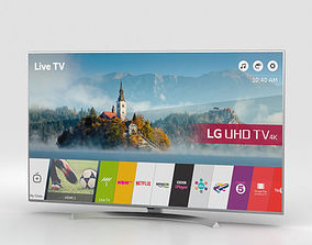 LG 55 ULTRA HD 4K TV 55UJ701V 3D