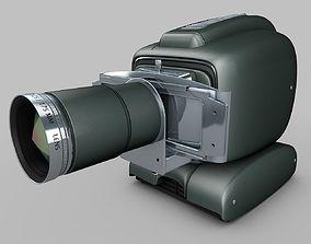 3D Vintage Projector