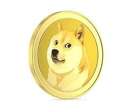 3D model Dodge Coin