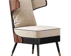 Lounge Chair chair 3D