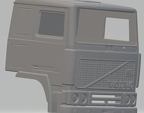 Truck Volvo F10 Printable Body Cab