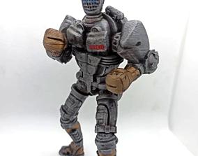 Real Steel Fanart - Atom 3D print model