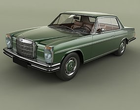 Mercedes-Benz W114 Coupe 3D model