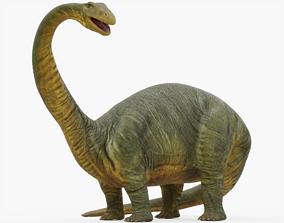 Apatosaurus Rigged 3D asset