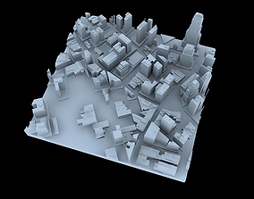 3D CITY PUZZY-4