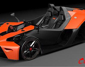 KTM X-Bow R 3D model