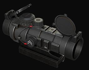 Barris AR Scope 3D model