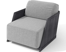 3D model Boss chair by MOBILFRESNO ALTERNATIVE