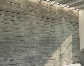 Brick wall Old brick 65 3D model
