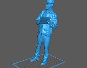 Garage Mechanics 3D printable model