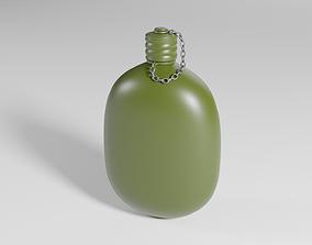 3D model Bottle Army