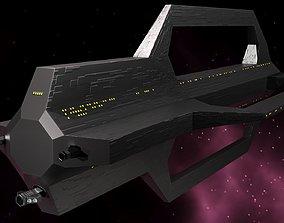 Spaceship Thor 3D model
