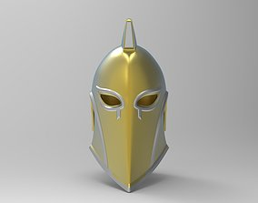 Dr Fate Helmet for 3d Printing