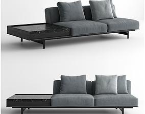 Lema Yard Sofa Unit 11 3D model
