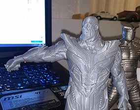 Thanos End Game armored version 3D printable model
