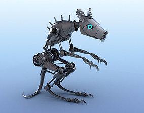Mouse Robot 3D